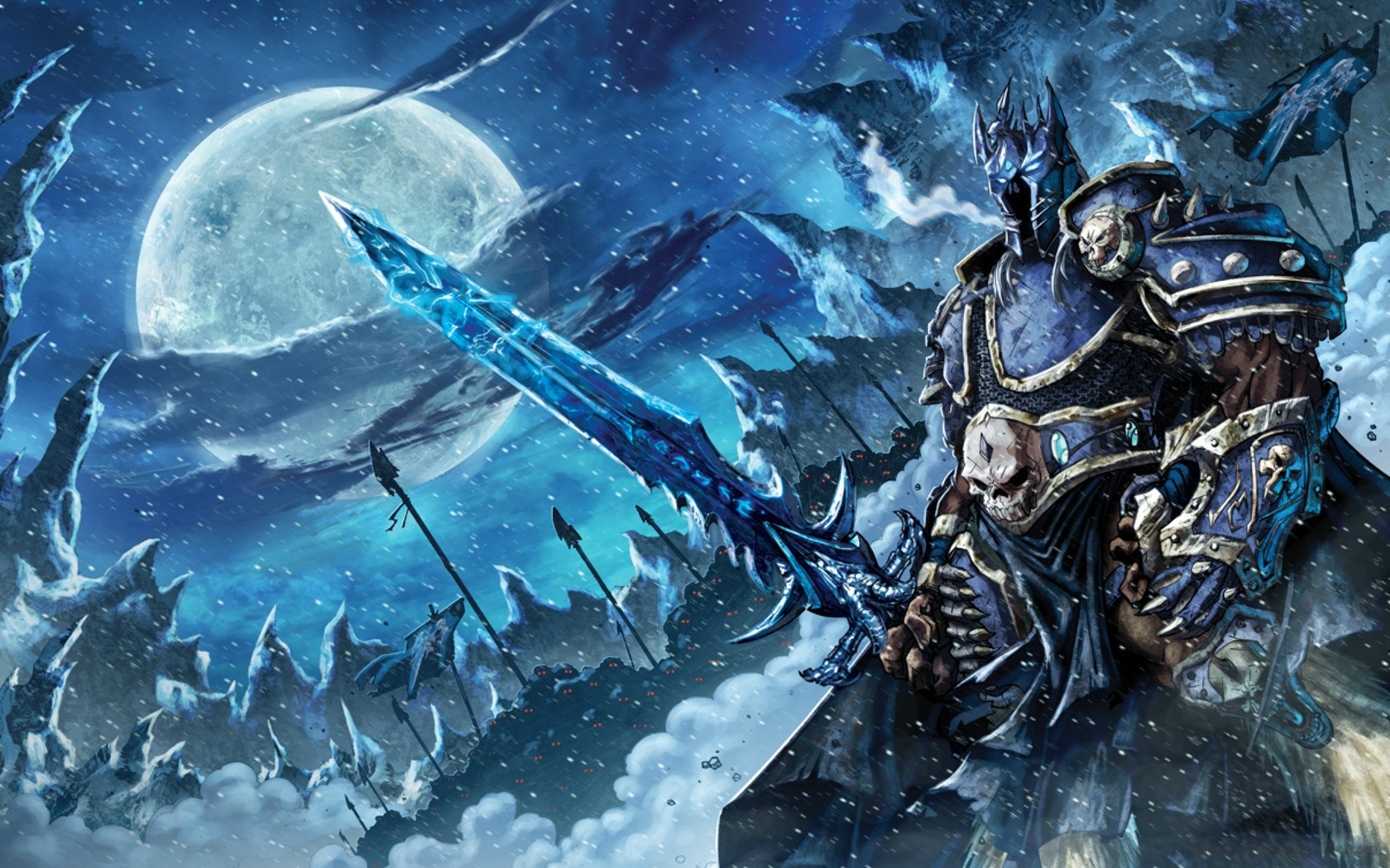 Warcraft Hd Wallpaper Pack 11 Free Download